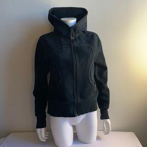 Black Lululemon Scube Sweater Size 8